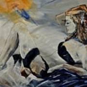 Deshabille 570150 Art Print