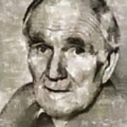 Desmond Llewelyn, Actor Art Print