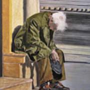 Despair Print by Maris Sherwood