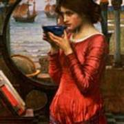 Destiny Art Print by John William Waterhouse