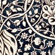Detail Design For Avon Chintz Art Print
