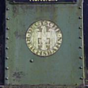 Deutsche Reichsbahn Art Print