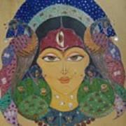 Devi Art Print