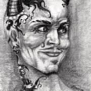 Devil May Cry Art Print