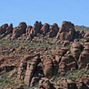 Devils Canyon Arizona Art Print