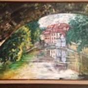 Devil's Creek - Prague Art Print