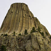 Devils Tower 6 Art Print