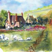Devonshire Art Print