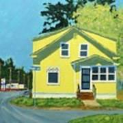 Dewey Ave Art Print