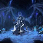 Diablo IIi Reaper Of Souls Art Print