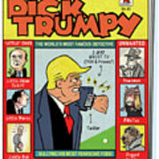 Dick Trumpy Art Print