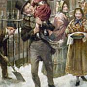 Dickens: A Christmas Carol Art Print
