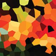 Digital Artwork 708 Art Print