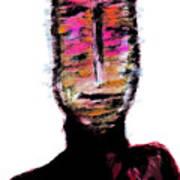 Digital Painting 082 Art Print