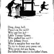 Ding, Dong, Bell Art Print