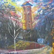 Dingle Tower Art Print