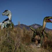 Dinosaur 10 Art Print