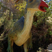 Dinosaur 11 Art Print