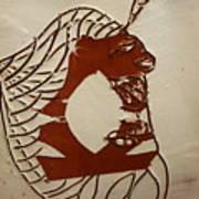 Dionte - Tile Art Print