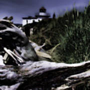 Discovery Park Lighthouse Art Print
