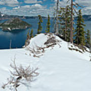 Discovery Point Panorama Art Print