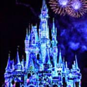 Disney 4 Art Print