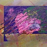 Disolving Psycho Art Print