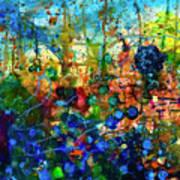 Dissolution And Rebirth Art Print