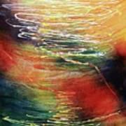 Distant Lights Art Print