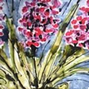 Divine Blooms-21057 Art Print