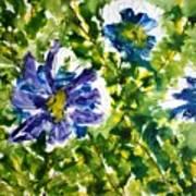 Divine Blooms-21165 Art Print