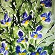 Divine Blooms-21169 Art Print