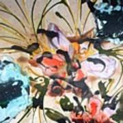 Divine Blooms-21171 Art Print