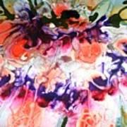 Divine Blooms-21175 Art Print