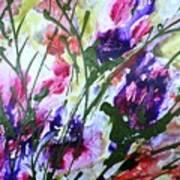 Divine Blooms-21176 Art Print