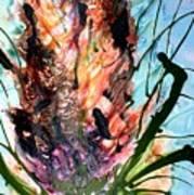 Divine Blooms-21177 Art Print