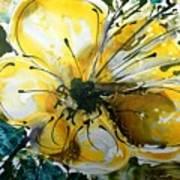 Divine Blooms-21179 Art Print