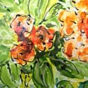 Divine Blooms-21192 Art Print