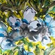 Divine Blooms-21200 Art Print