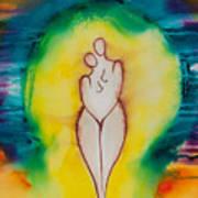 Divine Love Series No. 2079 Art Print