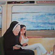 Divine Secrets Art Print