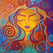 Divine Transcendence Art Print