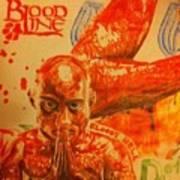 Dmx - Flesh Of My Flesh, Blood Of My Blood Art Print
