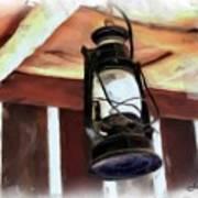 Do-00064 Lantern Art Print