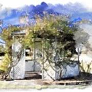 Do-00118 Gazebo Art Print