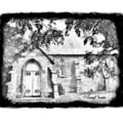 Do-00273 St John Church Art Print