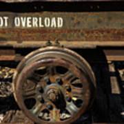 Do Not Overload Art Print