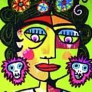 Dod Art 123hh Art Print