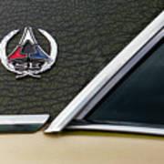 Dodge Challenger Se Classic Car Art Print