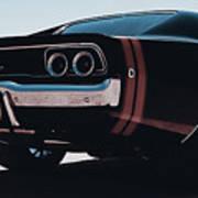 Dodge Charger - 04 Art Print